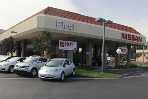1st Nissan Of Simi Valley