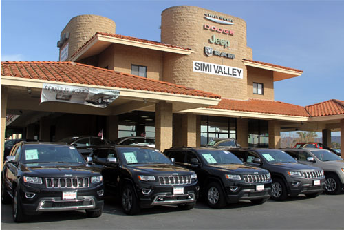 Simi Valley Dodge >> Simi Valley Chrysler Dodge Jeep Ram Simi Valley Auto Center